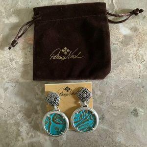 NWT PATRICIA NASH CARINA Dangle Earrings